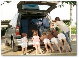 Льгота по транспортным налогам, предоставляемая для многодетных семей региональными властями будет действительной на протяжении всего срока, пока конкретная семья будет иметь статус многодетной