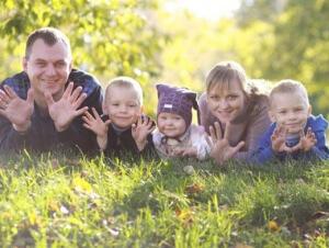 Какие полагаются льготы семье с тремя детьми?