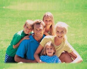 Семья, получившая материнский капитал