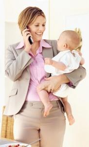 Матерям-одиночкам положена различного рода социальная помощь от государства.
