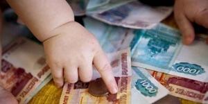 Если в семье родились два малыша - выплата удваивается.