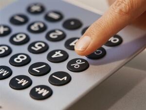 Чтобы самостоятельно произвести все расчеты, следует знать сумму  доходов за учетный период.