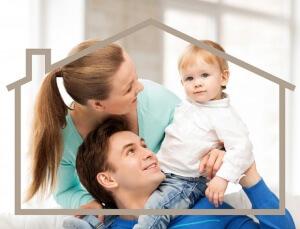 """Супруги до 35 лет могут получить помощь по программе """"Молодая семья"""""""