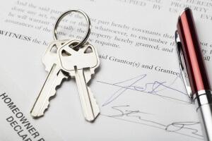 Право собственности регистрируется только после снятия залога