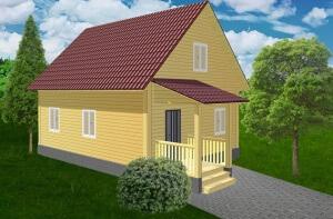 Выгодно покупать дома в отдаленных районах города, так семья может позволить себе большую площадь