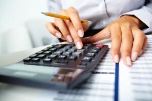 Сумма вычета рассчитывается за срок в один календарный год