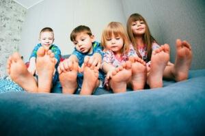 В программе могут участвовать семьи с тремя и более детьми