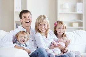 Что дают при рождении 3 ребенка