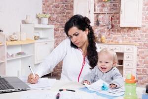 При рождении ребенка выплачивается единоразовое пособие