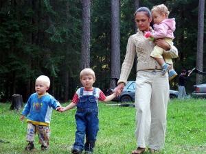 Матери-одиночке полагается дополнительный отпуск