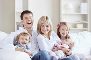 Преимущества многодетной семьи