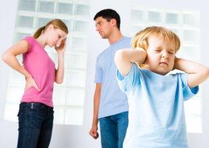 На размер алиментов влияет количество детей и финансовое положение родителей