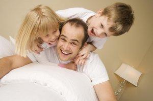 Статус отца-одиночки законодательно не урегулирован