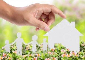 В строящемся жилье доли на детей выделяются в течение полугода после подписания документов