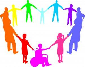 Соцзащита работает с малоимущими и многодетными семьями