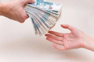 Перечисление денег занимает до 3-7 дней