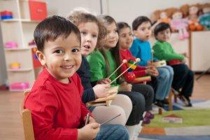 Родители подают заявление только в дошкольные учреждения