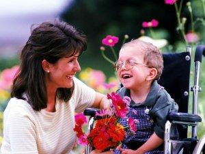 Социальные услуги получают сами дети инвалиды