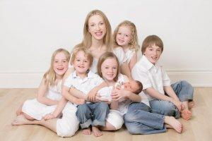 Отпуск многодетным матерям