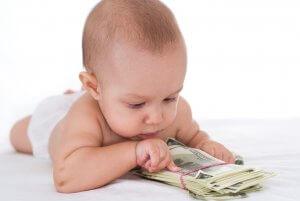 Пособие по уходу составляет 40% от зарплаты
