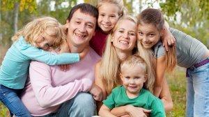 Путевки многодетным семьям: правила и порядок получения - Пособия - 2017