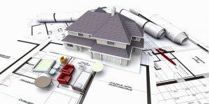 Во время реконструкции площадь дома увеличивается
