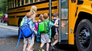 Проезд дошкольников