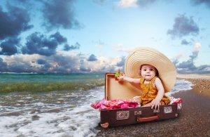 У ребенка в детсаде отпуск