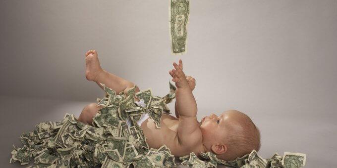 Выплаты отцу при рождении ребёнка