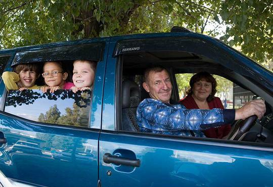 Льготы по транспортному налогу для многодетных семей в разных субъектах РФ