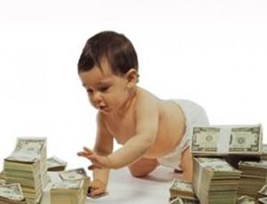 Право на получение социальной помощи от государства в виде материнского капитала получают семьи, в которых был рожден второй (и следующий) ребенок