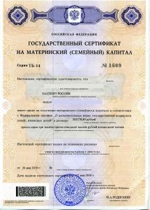 Получив сертификат от государства, молодые родители могут рассчитывать получить финансовую помощь.