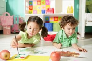 Родители могут претендовать на компенсацию оплаты за детский садик.