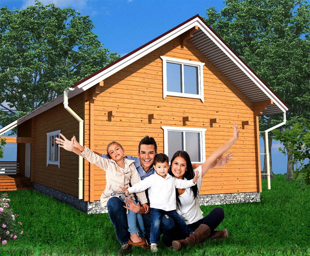 Как купить дом на материнский капитал и каким он должен быть