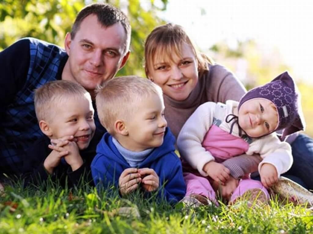 Где и как получить удостоверение многодетной семьи?