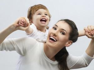 Мать-одиночка может получить удвоенный налоговый вычет на содержание ребенка