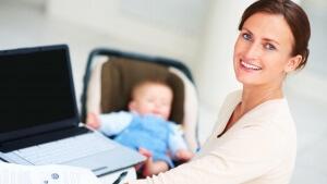 Беременная может получить выплату за раннее постановление на учет