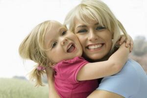 Неработающая мама получает пособие 1,5 года