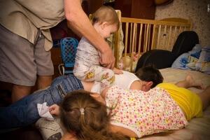 Льготы не выплачиваются при лишении родительских прав