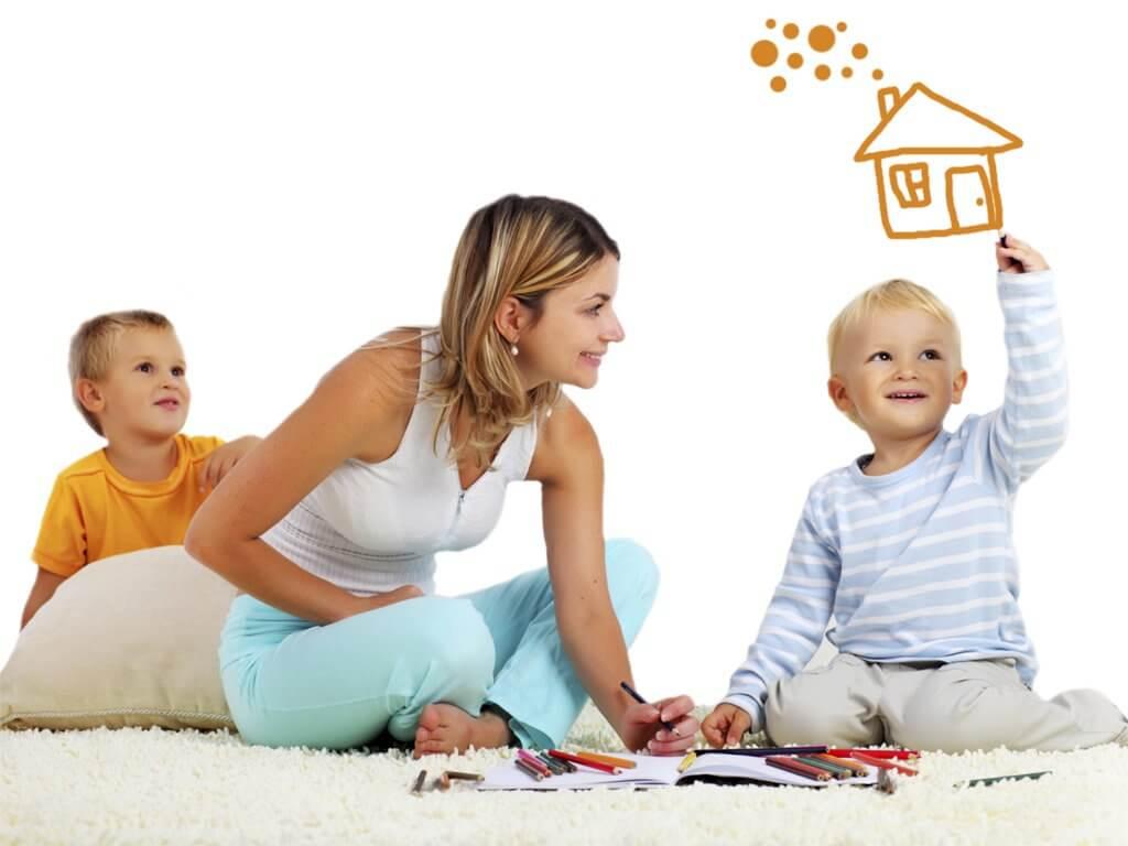 Что можно приобрести на материнский капитал: дом, участок, машина