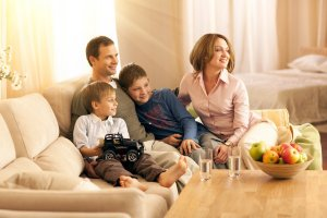 После одобрения заявки семья может искать жилье