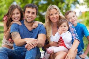 Многодетные отцы и матери получают отпуск одинаково