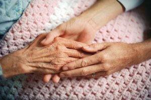 Пособие помогает в уходе за инвалидом