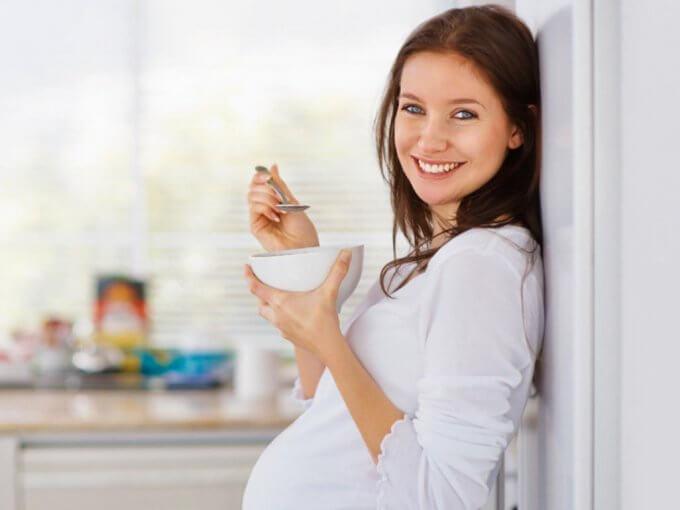 Специализированное питание для беременных