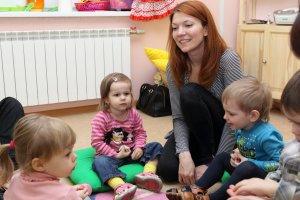 После обращения в детский сад родители пишут заявление