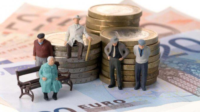 Размер минимальной пенсии в Москве