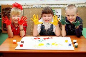 Можно указать три желаемых детских сада