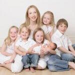 Отпуск многодетным матерям: в каком порядке предоставляется