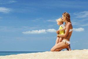 Многодетные матери идут в отпуск по общему графику
