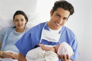 Выходные при рождении ребенка
